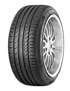 Continental Contisportcontact 5 Ssr Runflat 225 45r17 91w Bsw 1 Tires