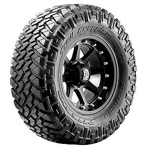 Nitto Trail Grappler M T Lt285 65r18 E 10pr Bsw 2 Tires