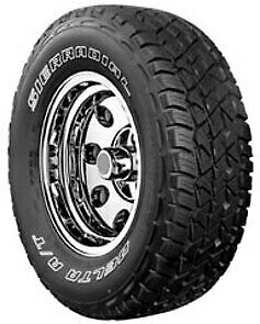 Delta Trailcutter At2 235 75r16 108t Wl 4 Tires