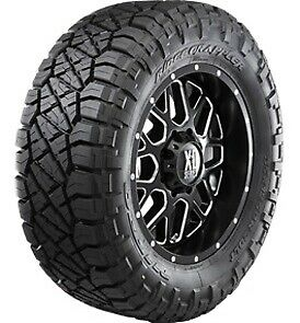 Nitto Ridge Grappler 35x12 50r20 F 12pr Bsw 4 Tires