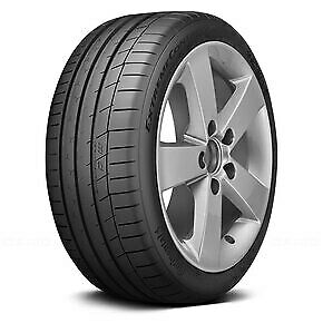 Continental Extremecontact Sport 245 40r17 91w Bsw 4 Tires