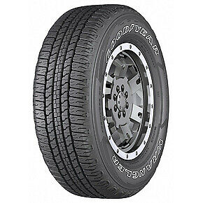 Goodyear Wrangler Fortitude Ht 245 65r17 107t Bsw 1 Tires