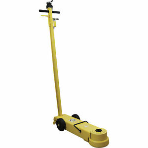 Esco Three Stage Floor Jack 50 Ton Lift Capacity Model 10771