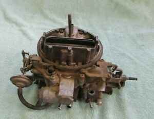 1950 S 1960 S Holley 4 Barrell Carburetor Pt L7958 2909 4360 Economaster