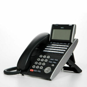9 Nec Lcd Display Phone System With Voice Mail Music On Hold