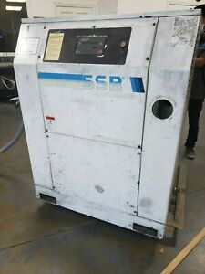 Used 40 Hp Ingersoll Rand Rotary Compressor