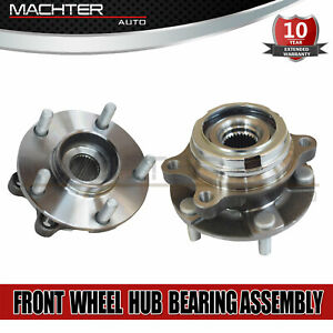 New Front Wheel Hub Bearing Assembly For Nissan Murano Quest Awd Fwd 513310x2