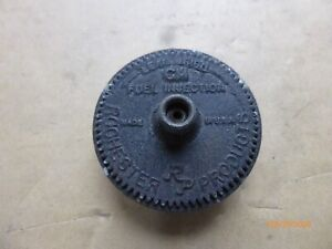 1963 1965 Corvette Fuel Injection Choke Cover W Spring Nice Used Gm Piece