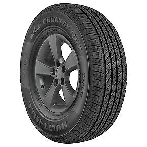Multi mile Wild Country Hrt 265 70r17 115t Bsw 4 Tires