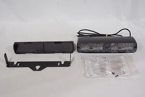 Federal Signal Corporation Viper S2 Double Sync Led Deck dash Light blue amber
