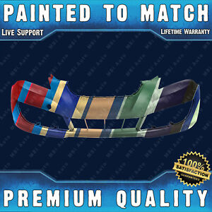 New Painted To Match Front Bumper Direct Fit For 2010 2012 Hyundai Genesis 2door