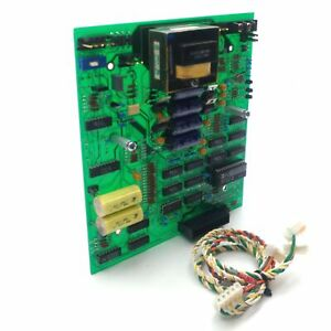 Hart Scientific 010 2b04 g Control Board For Dry well 9122