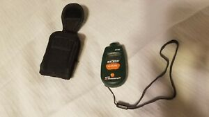 Extech Ir100 Micro Ir Thermometer W strap Belt Loop Case Works Great