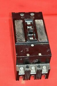 Westinghouse 20 Amp Circuit Breaker 2a 600 Vac 3 Pole Phase F Frame F3020 De ion