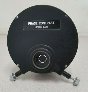 Olympus Ulwcd 0 30 Phase Contrast Condenser