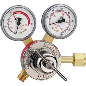 Miller Smith 30 15 300 Acetylene Medium Duty Regulator Cga 300