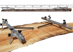 Chainsaw Mill Modular Guides For Extention Ladder Rail Attachment