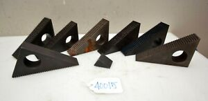 1 Lot Of Machinists Step Block Hold Down Clamps inv 40015
