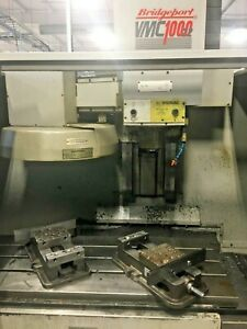 Bridgeport Vmc 1000 22 Cnc Vertical Machining Center