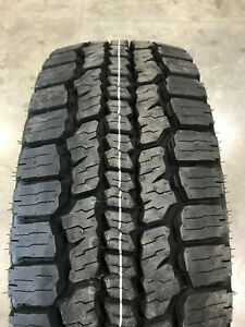 6 New Tires 235 80 17 Delta Trailcutter At 4s 10ply Lt235 80r17 55k Dually