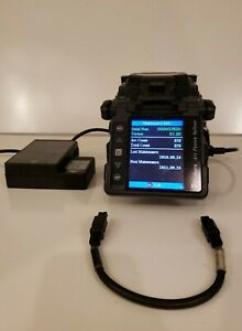 Fujikura Arc Fusion Splicer Fsm 18s Only 858 Total Arc Count