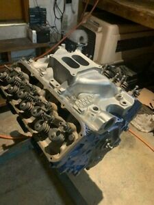 Ford Mexican 302 Street Boss With 351 Cleveland 2v Heads Clevor