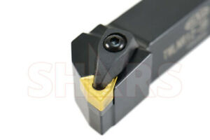 Shars 3 4 Twlnr T type Clamp Indexable Turning Tool Holder Wnmg New