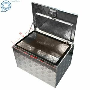 Aluminum Pickup Truck 24 Underbody Bed Tool Box Under Trailer Tool Storage