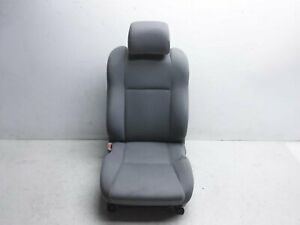 05 08 Toyota Tacoma Access Cab Front Left Driver Seat 71072 ad011 b4 Gray