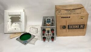 Tektronix Inc Type Q High Gain Differential Comparator Orig Ion All Box