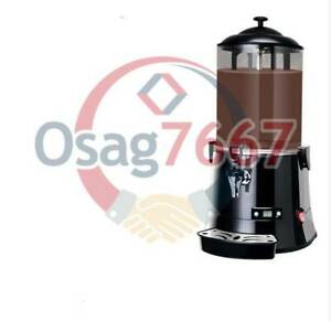 5l Hot Chocolate Maker Commercial Hot Beverage Dispenser Machine New