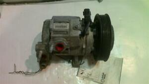2008 Jeep Grand Cherokee Ac A c Air Conditioning Compressor