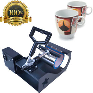 Heat Press Machine Transfer Sublimation Digital For 11oz Mug Coffee Cup Us