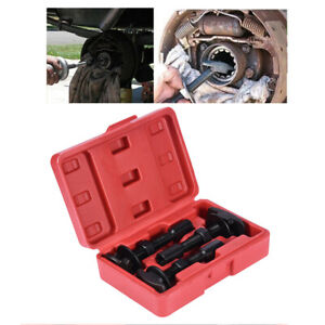 Car Rear Axle Bearing Puller Slide Hammer Set Extract Repair Remover Installer