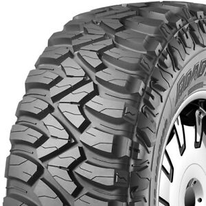 4 New Lt295 70r17 E 10 Ply Kumho Road Venture Mt71 Mud Terrain 295 70 17 Tires