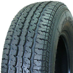St235 85r16 10 Ply Hi Run Jk42 Trailer Trailer Tires Set Of 2