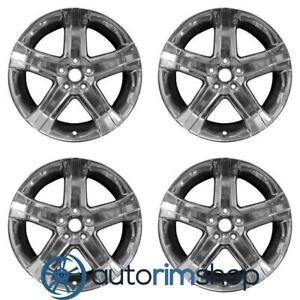 New 22 Replacement Wheels Rims For Dodge Ram 1500 2011 2018 Set Polished