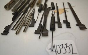 1 Lot Of Sunnen Mandrels And Wedges inv 40332