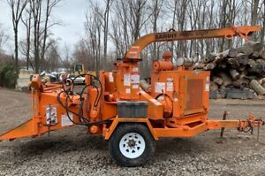 Brush Bandit 250xp In Excellent Condition 3264