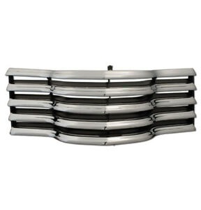 1947 1948 1949 1950 1951 1952 1953 Chevrolet Truck Grill Chrome And Black