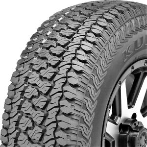 Kumho Road Venture At51 Lt 215 75r15 Load D 8 Ply A T All Terrain Tire