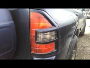Passenger Right Tail Light Color keyed Moulding Fits 02 Montero 15553158