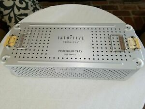 Intuitive Surgical Procedure Tray Instrument Sterilization Case Complete 400223