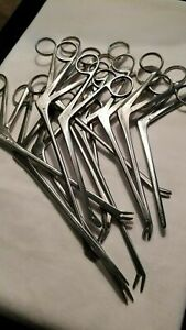 V Mueller Forceps Love Gruenwald Rongeur Pea Pod Pituitary Surgical Tools Mj2