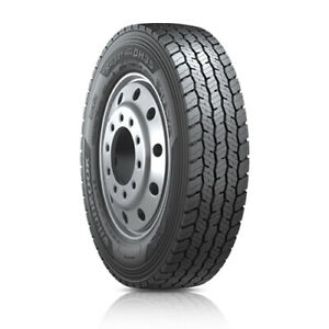2 New Hankook Smart Flex Dh35 225 70r19 5 Load G 14 Ply Drive Commercial Tires