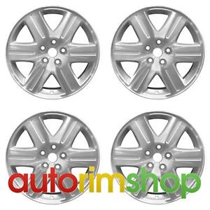 Chrysler 300 2005 2006 18 Factory Oem Wheels Rims Set Ouq71trmab