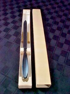 Aesculap 10 5 Stainless Steel Knife Excellent Condition Original Box