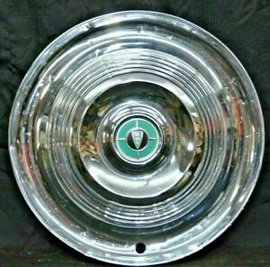 1955 55 Chrysler Windsor Saratoga Hubcap Wheel Cover Hub Cap Single