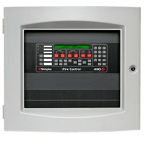 Simplex 4010 9402 New Addressable Fire Alarm Control Panel Platinum