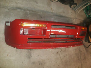 Porsche 944 Turbo Front Bumper With Extras